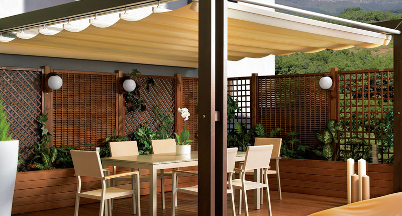Toldos para patios exteriores best toldos para patios - Toldos para patios exteriores ...