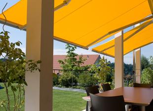 Toldos toldos y persianas en monterrey for Toldos para terrazas pequenas